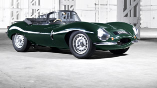Jaguar revives nine mythical vintage vehicles! Check them out!