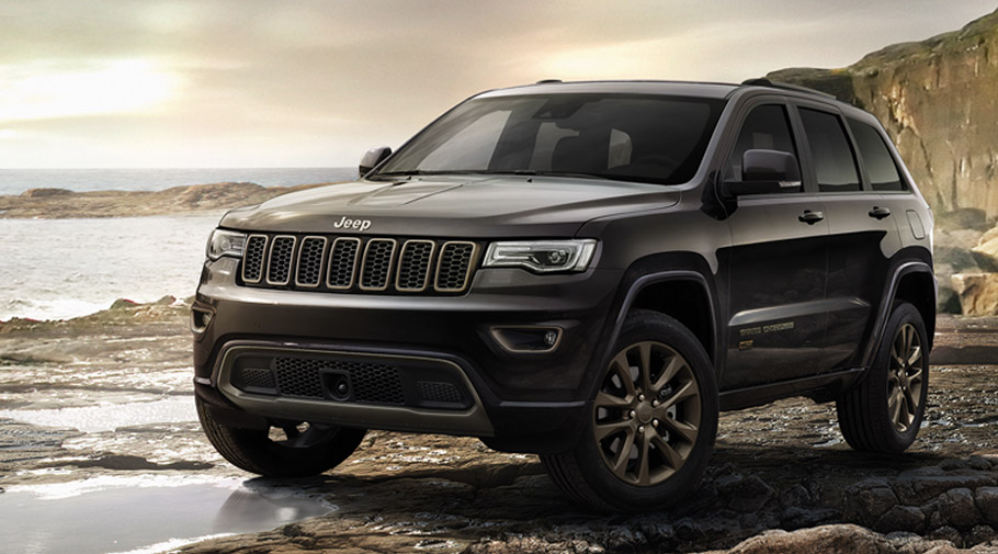 Grand Cherokee 75th Anniversary