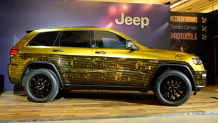 Jeep and Garage Italia Customs honour Montreux Jazz Festival with special lineup of vehicles!