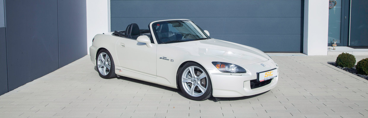 KW Honda S2000 side view
