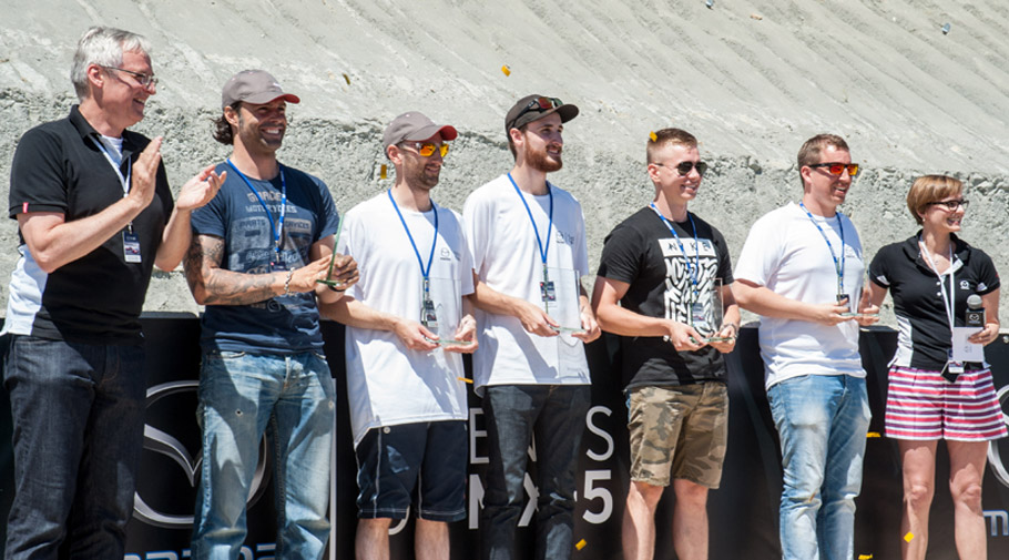 2016 Mazda MX-5 Cup Race