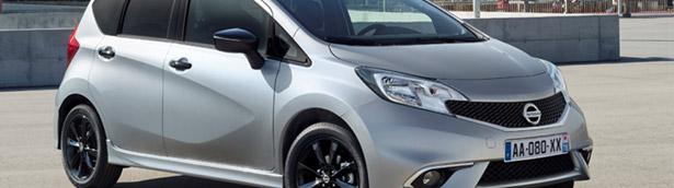 Nissan Note Black Edition: comprehensive in style, poor in quality
