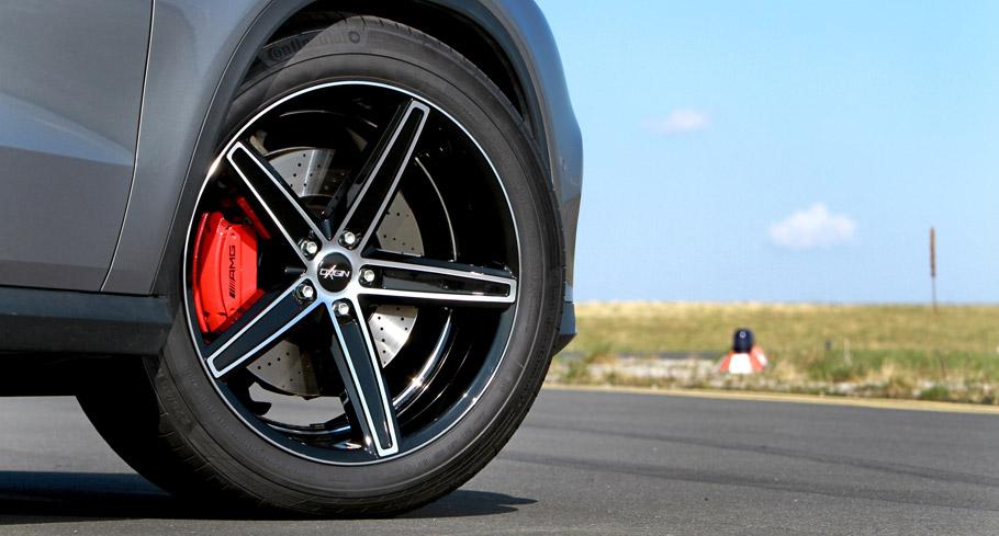 Oxigin Mercedes-Benz GLE AMG wheel