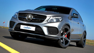 How to make your Mercedes-Benz GLE AMG stand out even more with a single step
