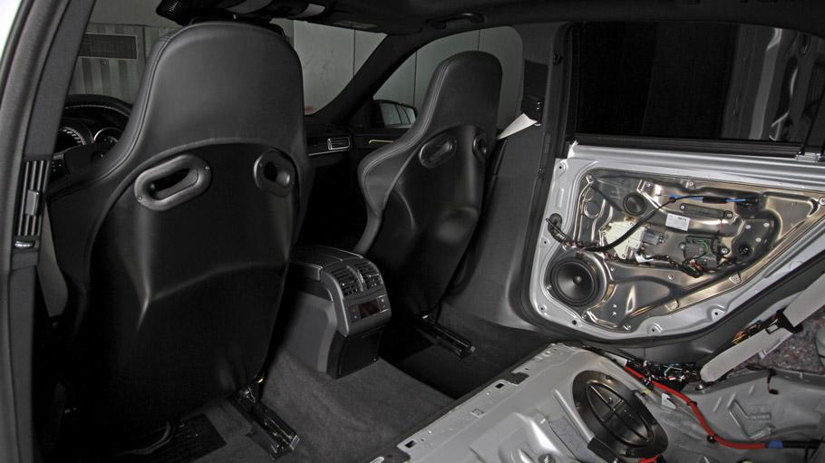 POSAIDON Mercedes-AMG E63 RS850 interior
