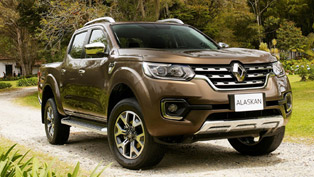 Renault's first one-tone pick-up is here: Meet the ALASKAN