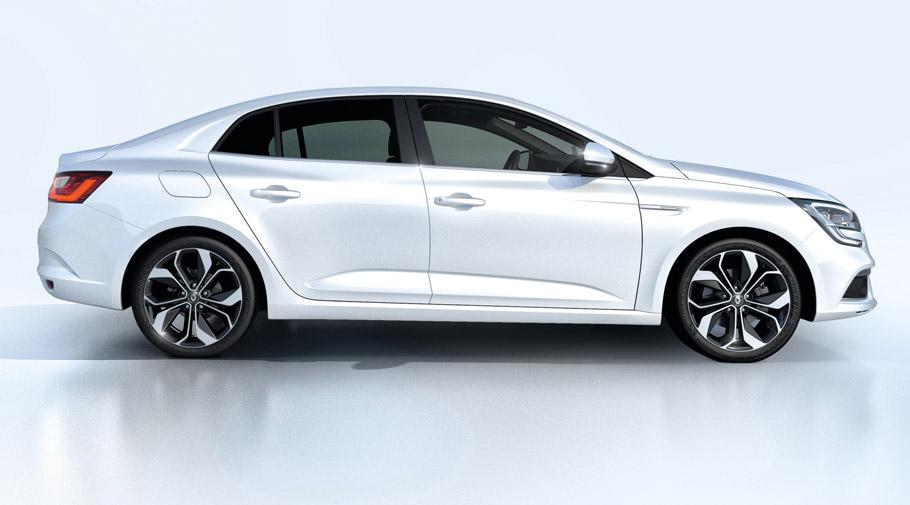 2016 Renault Megane Grand Coupe