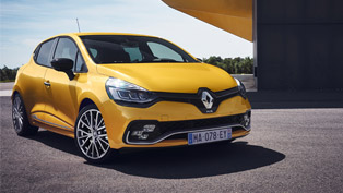 Renault proudly presents the new RS 200 EDC sporty beast. Check it out!