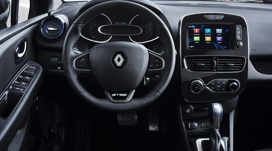 2016 Renault R.S. 200 EDC