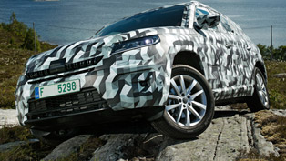 Skoda Kodiaq is here. First images and details reveled!
