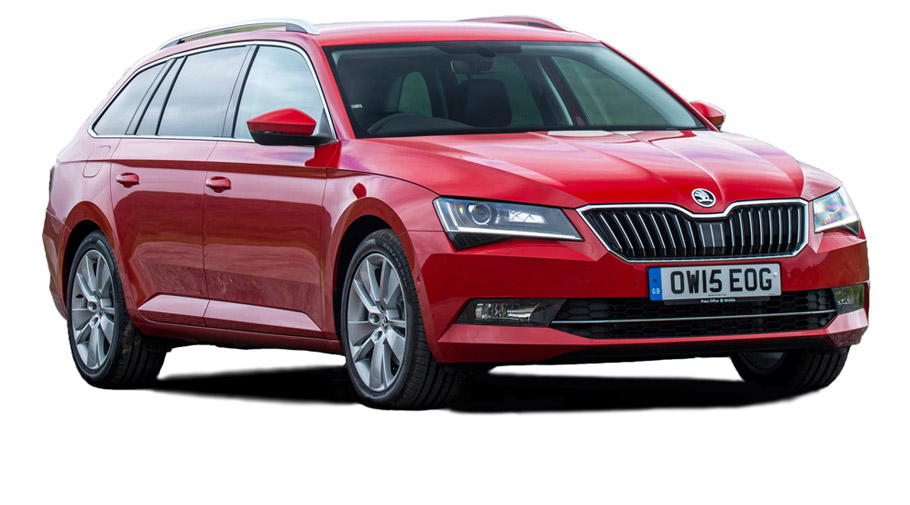 2016 SKODA Superb 200hp