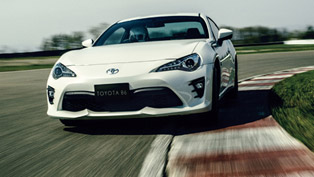 toyota improves the 86 sports car based on victories at nürburgring