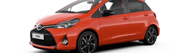 Yaris Orange Edition: necessary or unneeded summer toy?