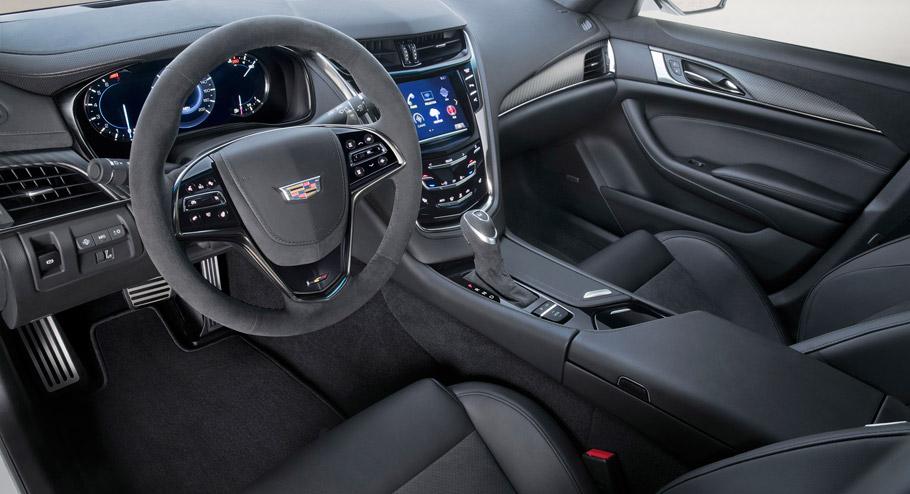 Cadillac CTS & ATS Interior