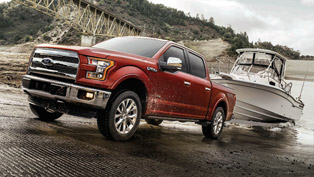 2017 Ford F-150 gets 10-speed automatic for better torque results