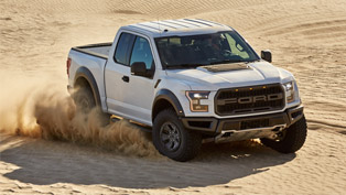 Ford Performance team showcases F-150 Raptor's flexibility [w/video]