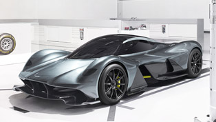 have you ever heard of hypercars? aston martin and red bull racing have already revealed one!