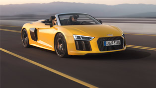 Audi R8 Spyder V10 is one step closer to your garage