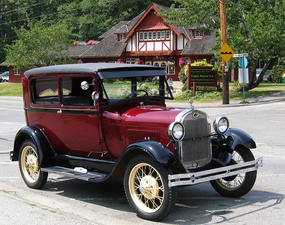 1928 Model A Ford