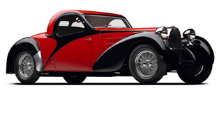 Bugatti exhibition at the Peterson: fine vehicles and fine memories. Enjoy!