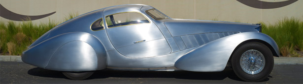 Bugatti exhibition at the Peterson: fine vehicles and fine memories. Enjoy!