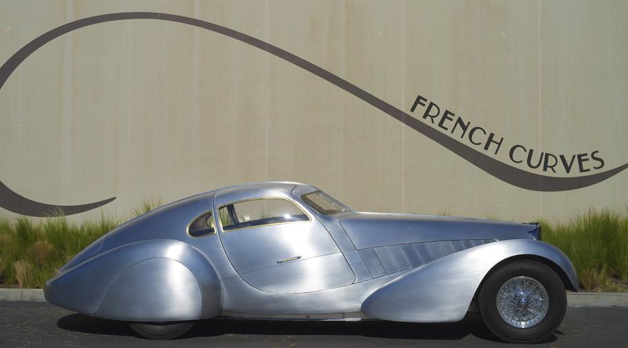 2016 Art of Bugatti