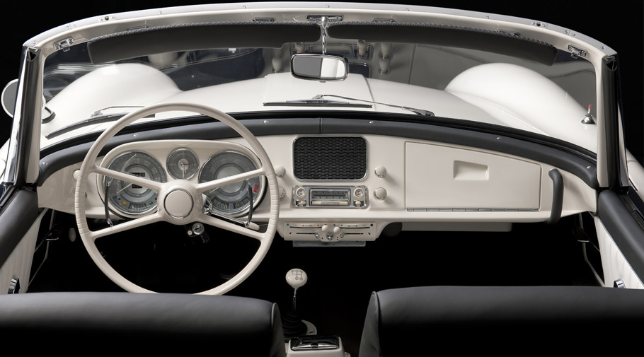 1955 Elvis' BMW 507