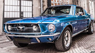 Carlex Design interprets the fascinating 1967 Ford Mustang Fastback