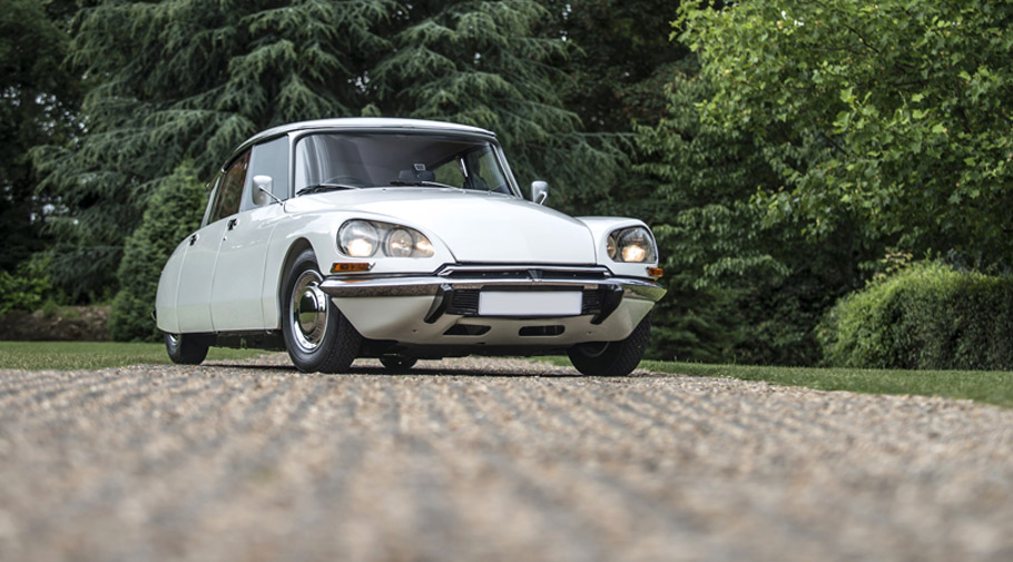 1973 Citroen DS Super 5