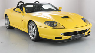 Modern Classic Ferraris are seeking their new owners!
