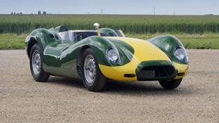 Lister Knobby Jaguar Stirling Moss shall present its beauty at this year's Concours d'Elegance!