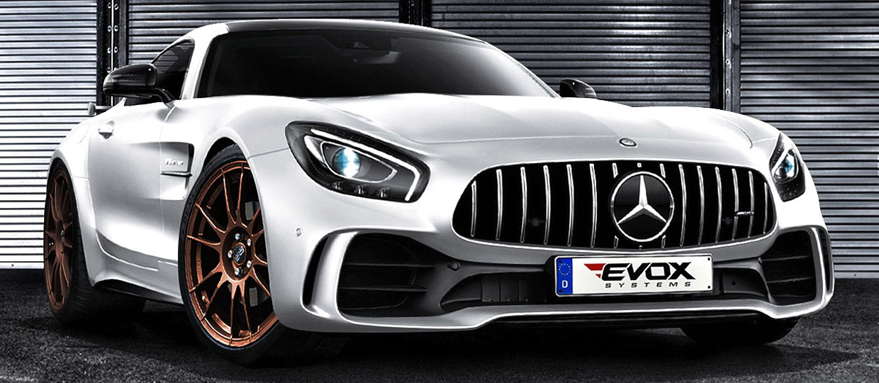 Alpha-N Performance Mercedes-AMG GT R front view