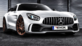 Startling Mercedes-AMG GT R rivals Porsche 911 with its 655HP