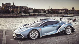 Arrinera Hussarya Gt Prototype In Poland What To Mention W Video