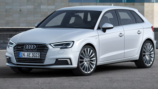 A sporty Audi hybrid? Yes, please!