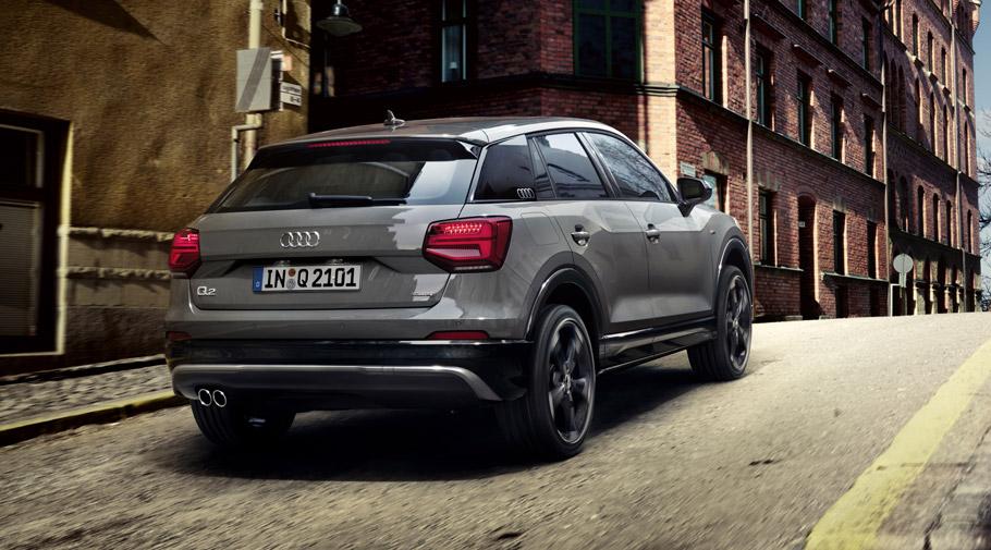 2016 Audi Q2 Edition #1
