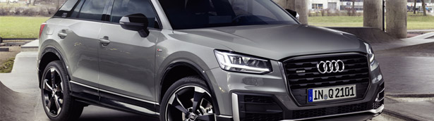 Audi announces details for the Q2 Edition #1: what's so special about it?
