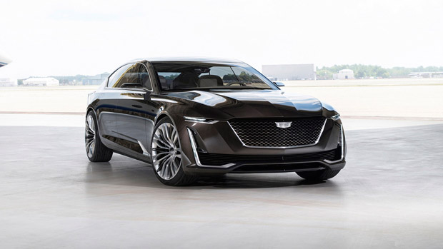 Cadillac Escala Concept is the secret vehicle that amazed everyone at Pebble Beach