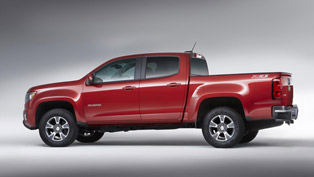 Chevy gears 2017 Colorado with mighty drivetrain units!