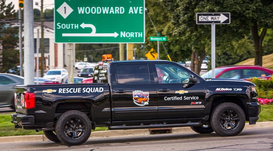 2016 Chevrolet Silverado Rescue Squad