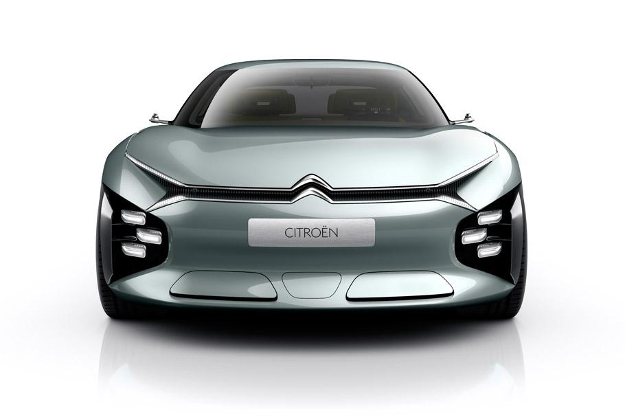 2016 Citroën CXPERIENCE Concept