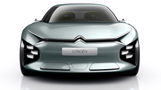 Citroen reveals a dramatic concept way before official debut
