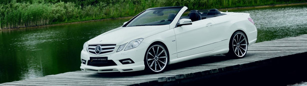 Cor.Speed announcing exciting Mercedes-Benz E-Class Cabriolet project