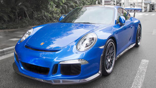 DMC Porsche 991 GT3 RS: genuine project made with passion [w/video]