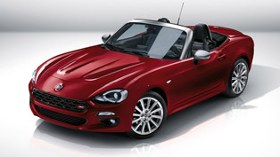 FIAT 124 Spider Anniversary Edition is sold out! We still try to find out what is so special about this one
