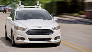 ford to become a leader in autonomous technology by 2021?