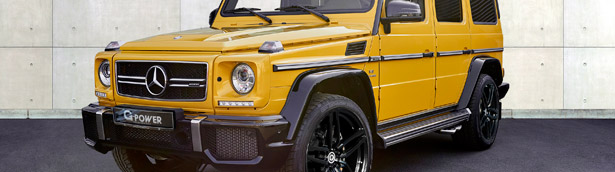 G-POWER surprises with stunning Mercedes-AMG G63 conversion