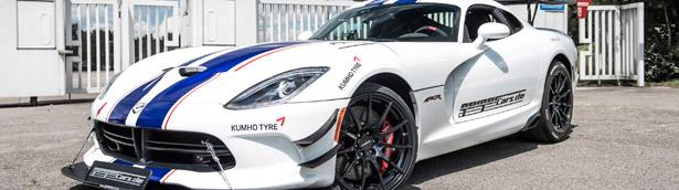 Astonishing custom-made Dodge Viper ACR reaches 765HP