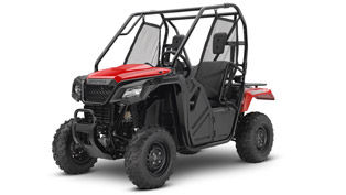 Honda team reveals details for the 2017 Pioneer lineup. Check them out!