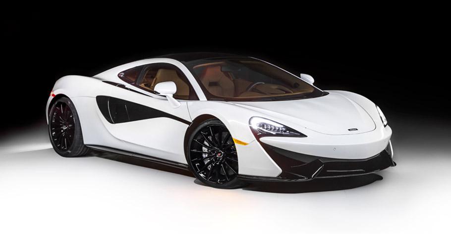 2016 McLaren 570GT by MSO Concept